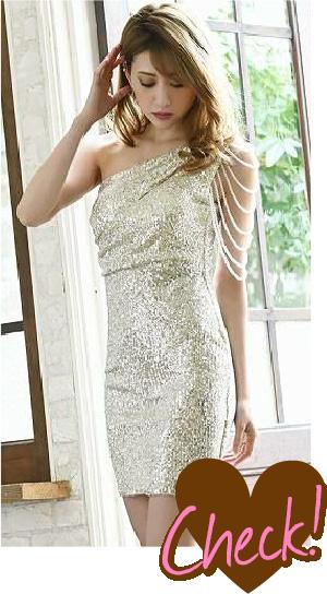 白色のドレス